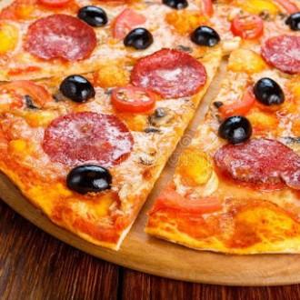 Международный день пиццы 2021