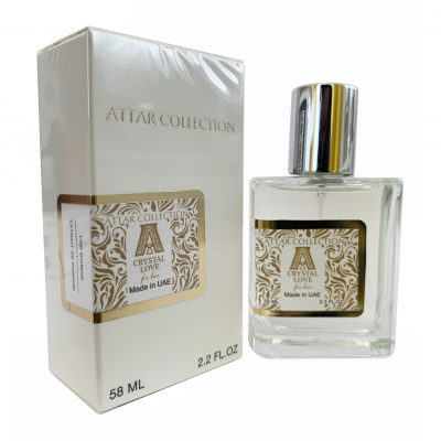 Attar Collection Crystal Love For Her Perfume Newly женский, 58 мл