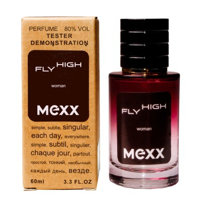 Mexx Fly High TESTER LUX, женский, 60 мл