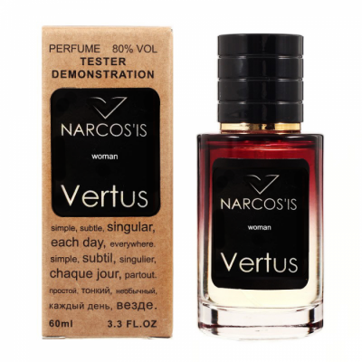 Vertus Narcos'is TESTER LUX, женский, 60 мл